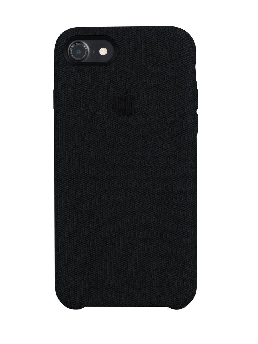 Fabric Case For iPhone 8 - Blue - Mobilegadgets360