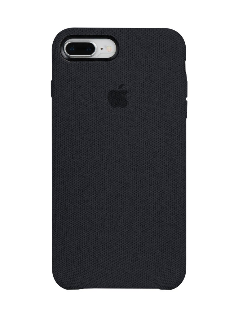 Fabric Case For iPhone 7 Plus - Blue - Mobilegadgets360