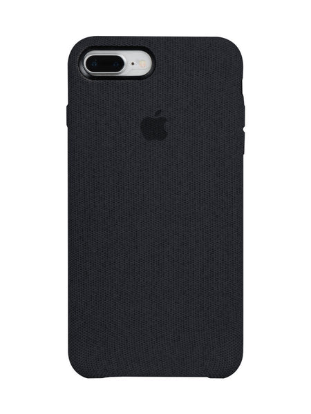 Fabric Case For iPhone 8 Plus - Blue - Mobilegadgets360