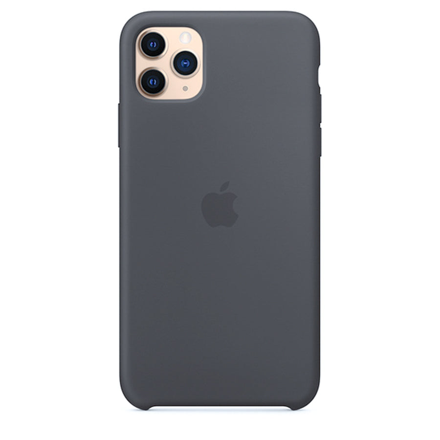 Silicone Case For iPhone 11 Pro Max - Grey