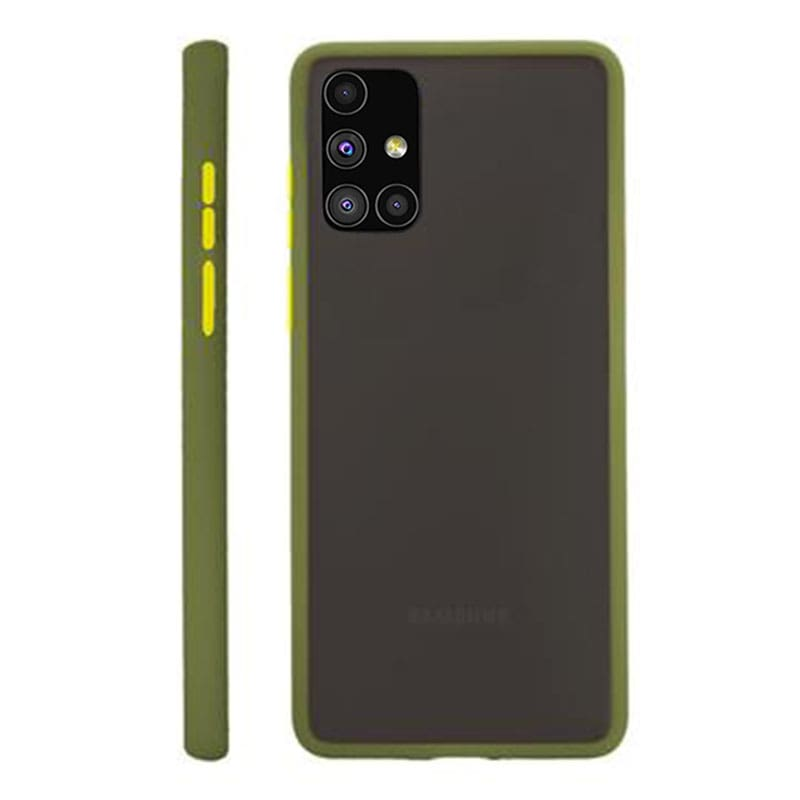 Light Green Matte Cover - Samsung A51 5G