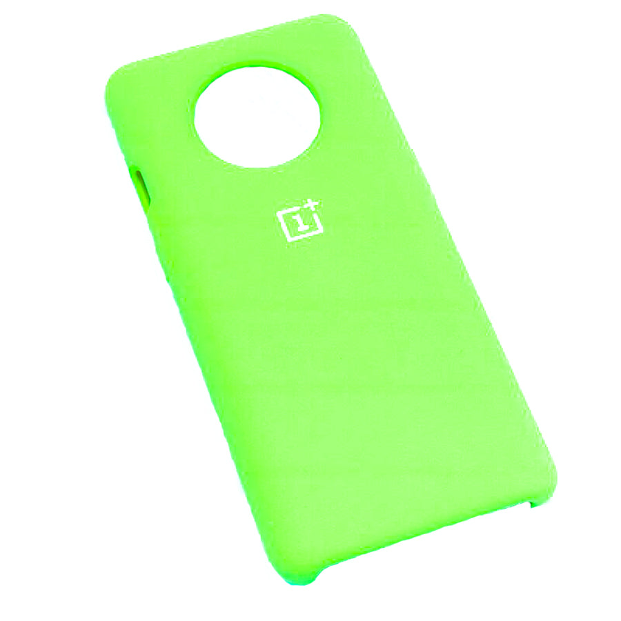 Light Green Silicone Case For OnePlus - 7T