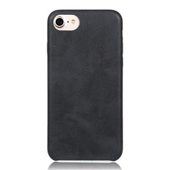 Holster Soft Leather Case For 6 / 6S - Black - Mobilegadgets360