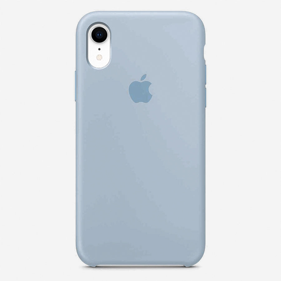 Silicone Case For iPhone XR - Alice