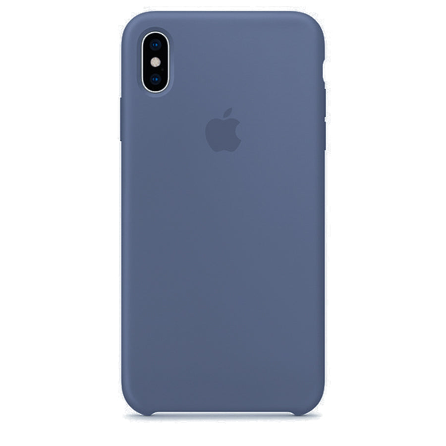 Silicone Case For iPhone XS Max - Lavender