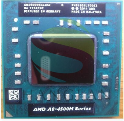 Amd A8 Series A8 4500m Am4500dec44hj Laptop Cpu Quad Core A8 4500m 1 9 Tech Haul