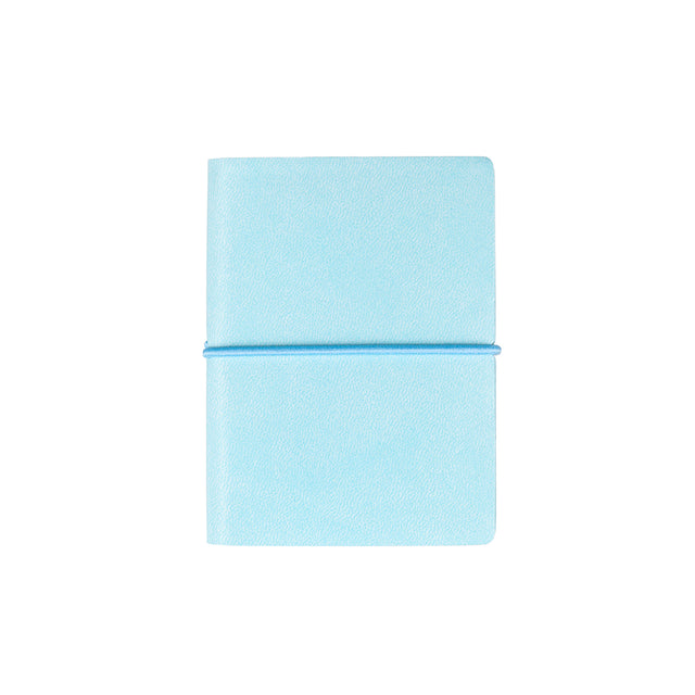 Mini Notebook - Baby Blue
