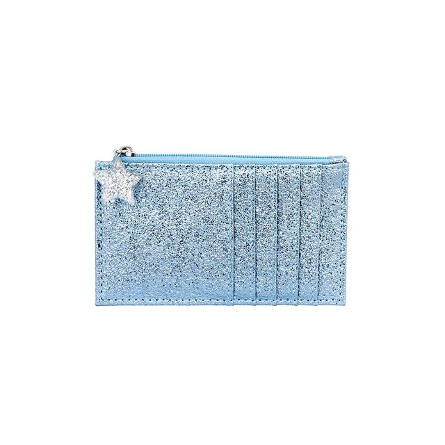 Card & Coin Holder - Blue