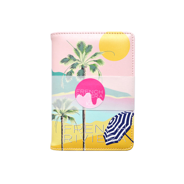 French Riviera Passport Holder