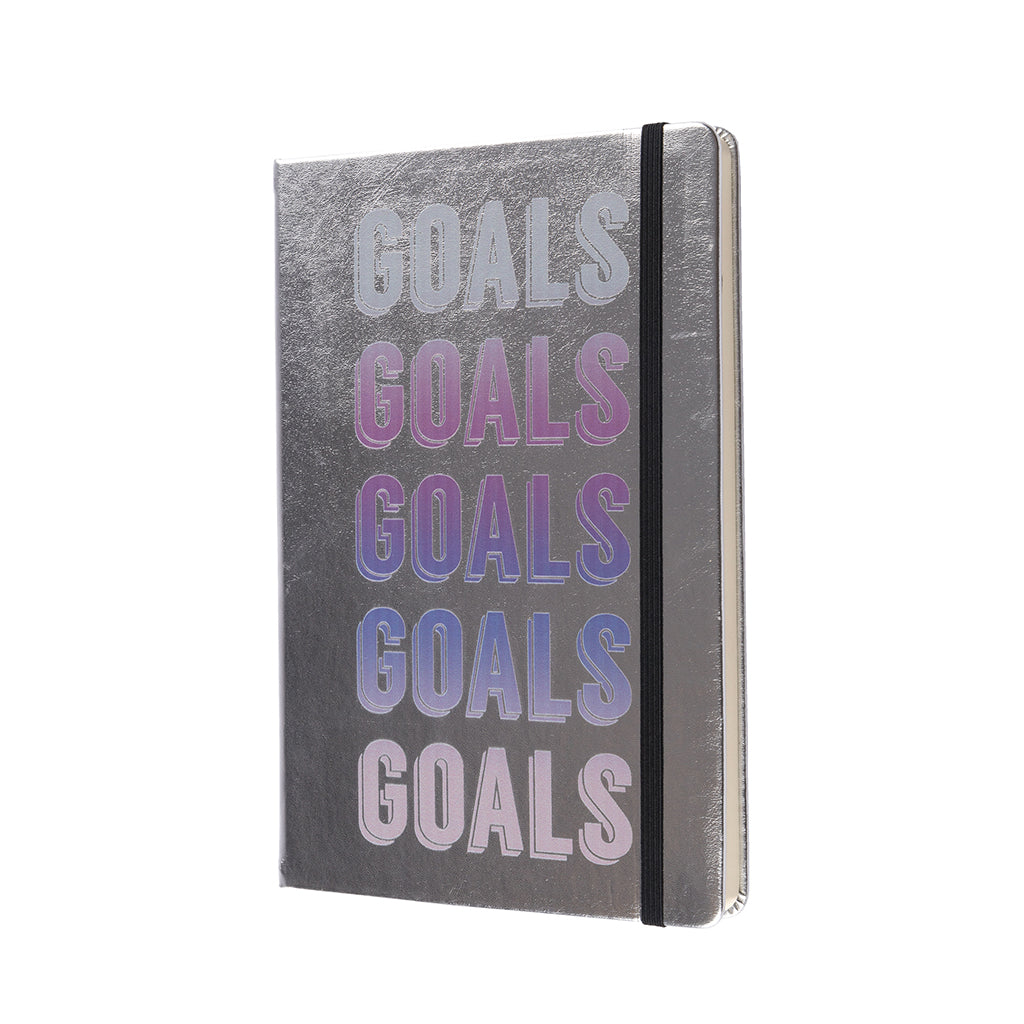 Goals A5 Notebook