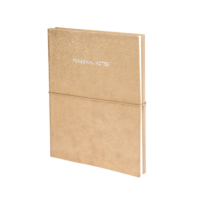 Luxe Duo Notebook - Rose Gold