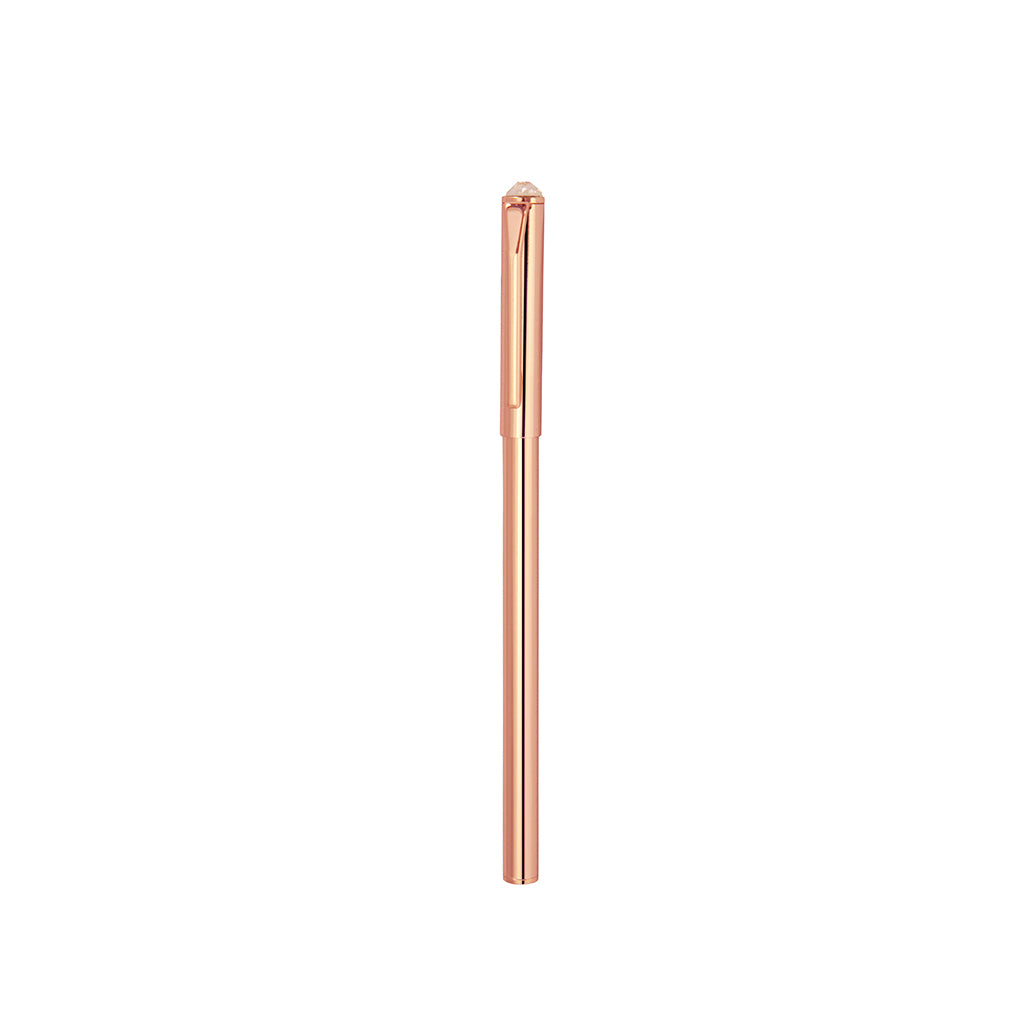Magnetic Clip Pen - Rose Gold