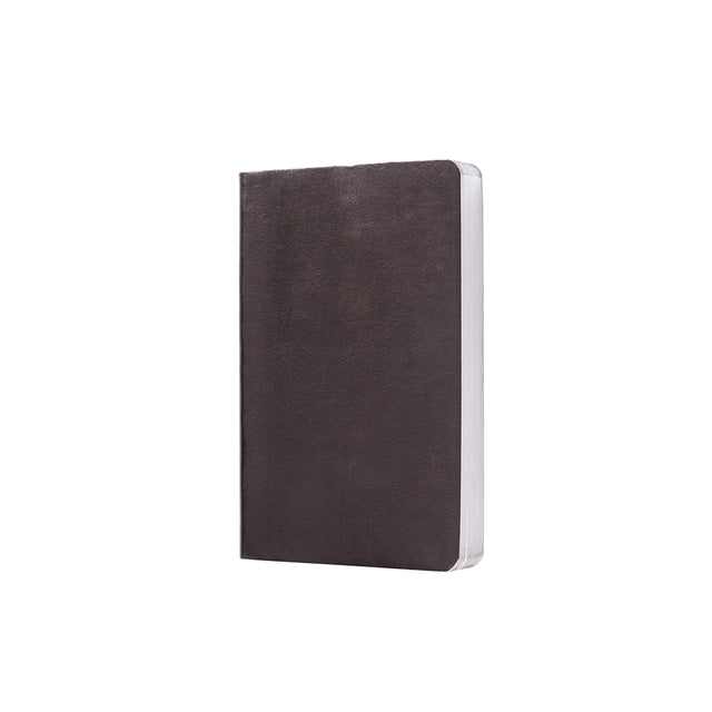 Metallic Notebook - Gunmetal Grey