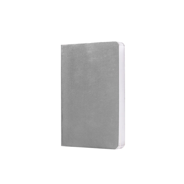 Metallic Notebook - Silver