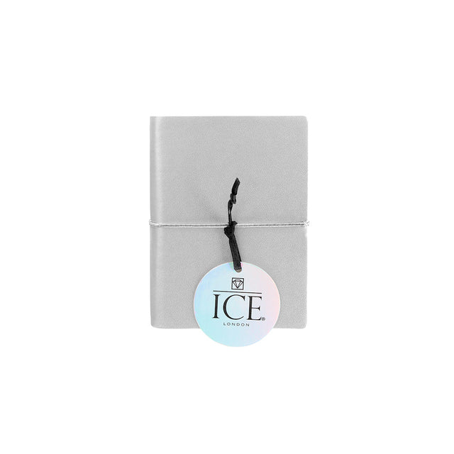 Mini Notebook - Silver