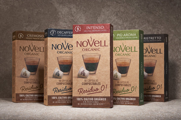 PACK COLECCION NOVELL 50 CAPSULAS