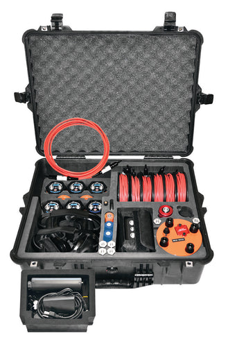 Delsar USAR Kit - Ready to Deploy Life Detector Kit
