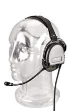 HP-200 Assault Communication Headset with Hearing Protection