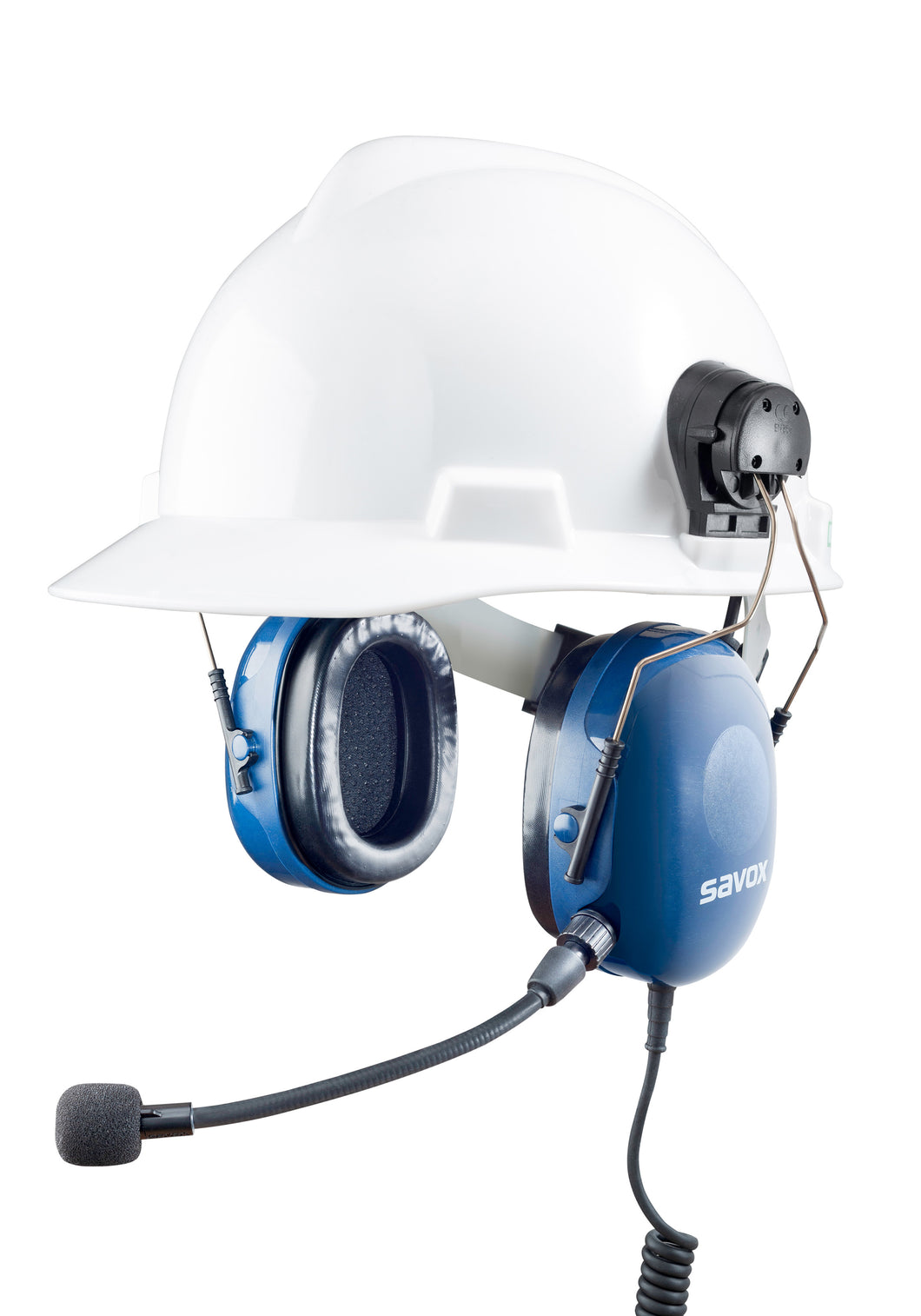 Savox NOISE-COM 400 Ex Heavy Duty Headset