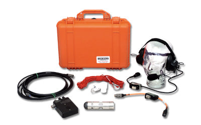 Con-Space Victim Locator Kit - Basic Means of Quickly Locating Victims and Establishing Communication
