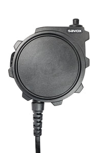 Savox XG PTT-1 Rugged Push-to-Talk with Great Tactile Feel