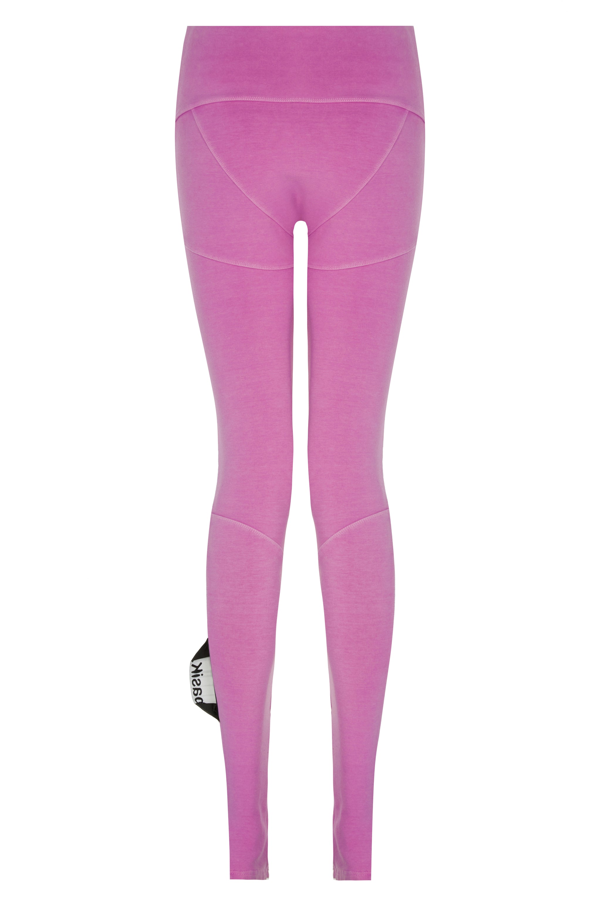 basiK• Multi-Panelled Leggings in Pansy Pink