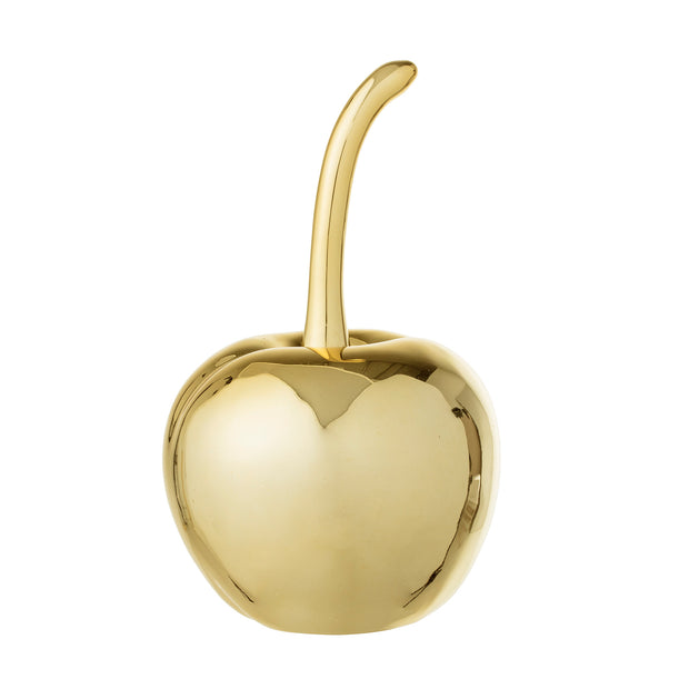 The Forbidden Gold Apple Ornament