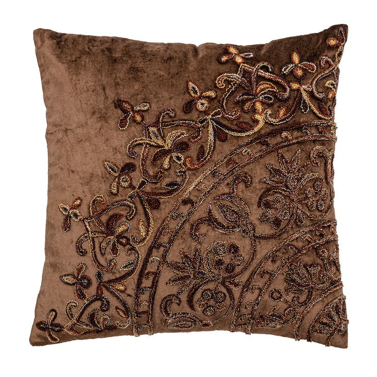 Avita Embroidered Cushion