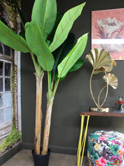 Extra Large Artificial Banana Tree