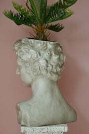 Quirky David Bust Flower Pot