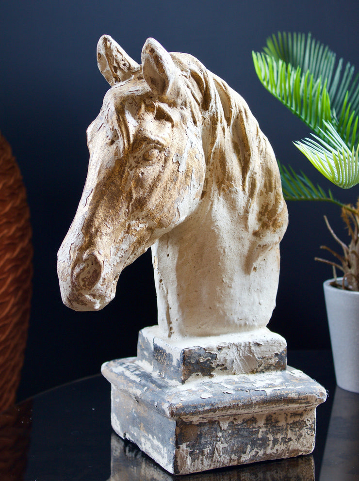 Salvadore Decorative Horse Head