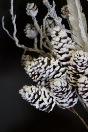 Pinecone Snow Spray - Set of 2