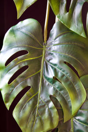 Large Philodendron Split Leaf Garland