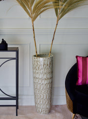 Bamboo Flower Pot Stand