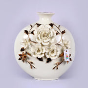 Glossy Ceramic Flower Pot