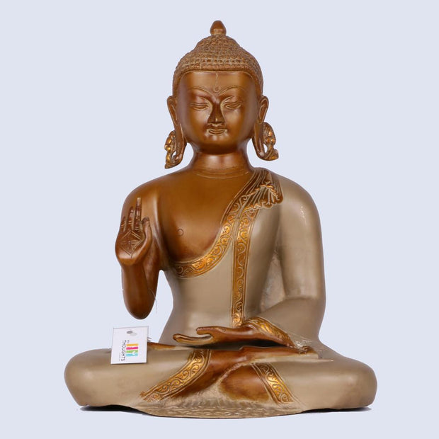 Seated Buddha 1