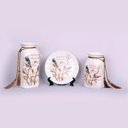 French Pot Set - Sparrow