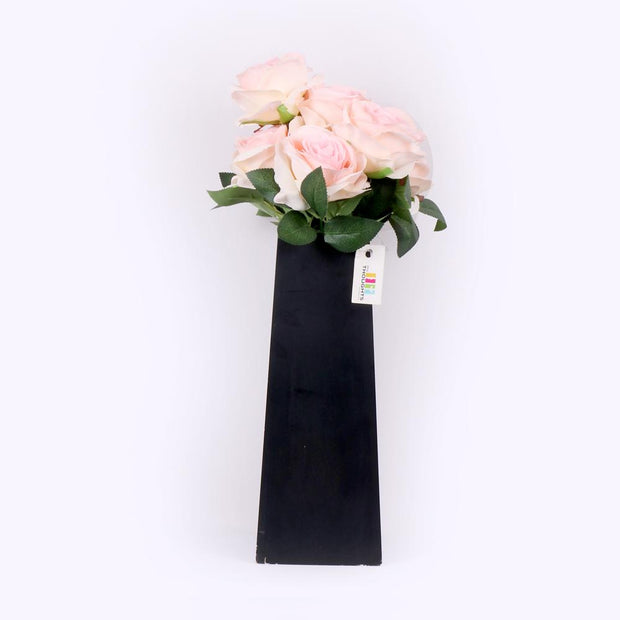 Black Flower Vase Mythoughts Store