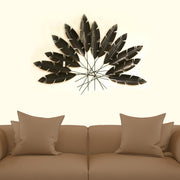 Autumn Leaf Metal Wall Art