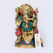 Lord Ganesh Throne