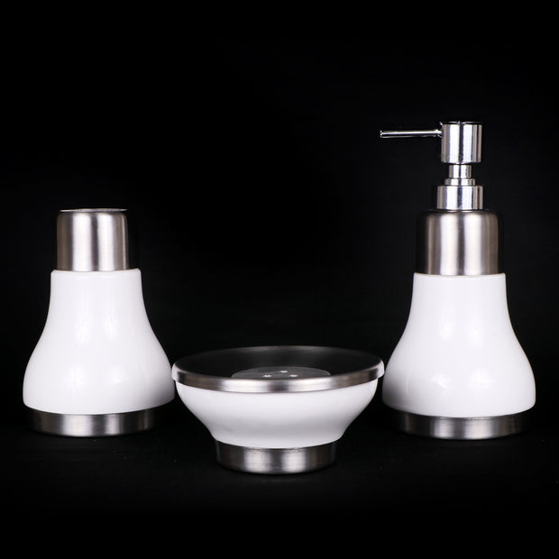 Ceramic Bathroom Set