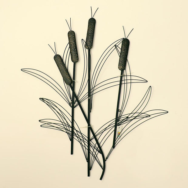 Crops Metal Wall Art