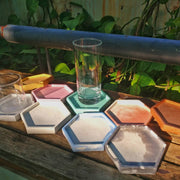 Hexagonal Coaster (Set of 2)