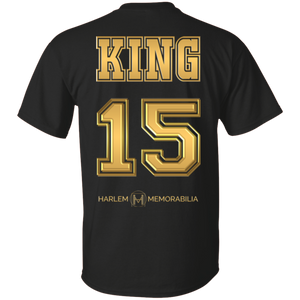 HARLEM MEMORABILIA [GOLD] - KING 15 [2 Sided]