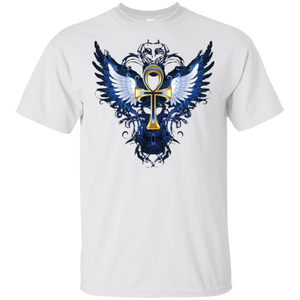 ANKH WITH WINGS (various colors)