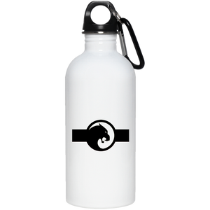 PANTHER 20 oz. Stainless Steel Water Bottle