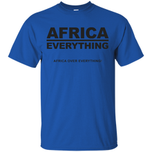 AFRICA OVER EVERYTHING (various colors)