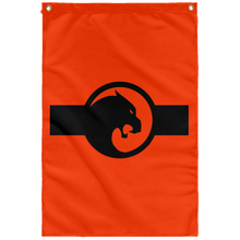 PANTHER Wall Flag (various colors)