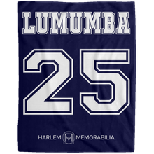 LUMUMBA 25 Extra Large Velveteen Micro Fleece Blanket - 60x80 (various colors)