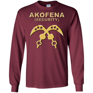 AKOFENA [SECURITY] LS (various colors)